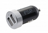 FSP 3.1A Dual USB Car Charger