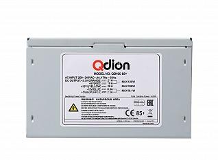 Блок питания QDION QD400 85+